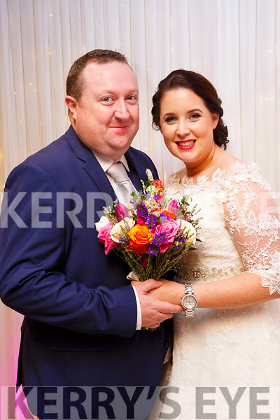 O'Brien/ O'Sullivan wedding, in Ballyroe Heights Hotel, on Saturday last.