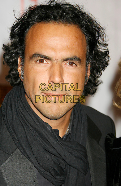 ALEJANDRO GONZALEZ INARRITU.12th Annual Critics' Choice Awards held at the Santa Monica Civic Center, Santa Monica, California, LA, USA, 12 January 2007..portrait headshot.CAP/ADM/RE.©Russ Elliot/AdMedia/Capital Pictures.
