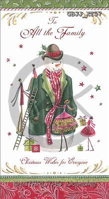 Jonny, CHRISTMAS SANTA, SNOWMAN, paintings(GBJJXT57,#X#) Weihnachtsmänner, Schneemänner, Weihnachen, Papá Noel, muñecos de nieve, Navidad, illustrations, pinturas