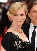 Emilia Fox arriving for the BAFTA Television Awards 2010 at the London Palladium. 06/06/2010  Picture by: Steve Vas / Featureflash