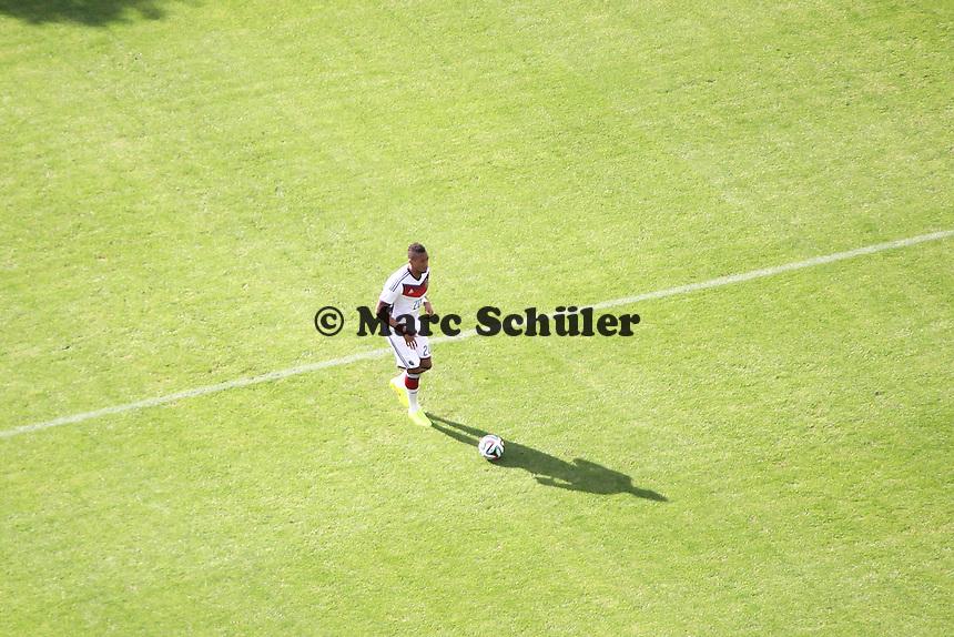 Jerome Boateng - Testspiel der Deutschen Nationalmannschaft gegen die U20 im Rahmen der WM-Vorbereitung in St. Martin