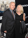 Alan Arkin and wife at the Los Angeles premiere of Rendition held at the Academy of Motion Picture Arts and Sciences Beverly Hills, Ca. October 10, 2007. Fitzroy Barrett