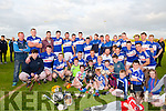 St. Brendan's Ardfert winners of the County League Hurling Final  against  Ballyduff  at Ballyduff GAA ground on Friday