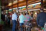 Inside the Pilot pub, Mumbles, Swansea bay, Gower peninsula, South Wales, UK