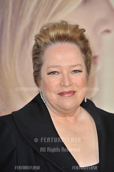 "Kathy Bates at the world premiere of her new movie ""Revolutionary Road"" at Mann Village Theatre, Westwood..December 15, 2008  Los Angeles, CA.Picture: Paul Smith / Featureflash"