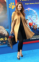 "6 January 2018 - Los Angeles, California - Brooke Burke-Charvet. ""Paddington 2"" L.A. Premiere held at the Regency Village Theatre. Photo Credit: AdMedia"