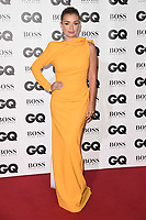 LONDON, UK. September 05, 2018: Katherine Jenkins at the GQ Men of the Year Awards 2018 at the Tate Modern, London