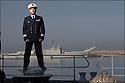 LE CHEF MACH'<br /> Capitaine de frégate Didier Nyffenegger.  <br /> Commandant adjoint navire.