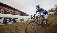 Lucie Chainel-Lefèvre (FRA)<br /> <br /> UCI Worldcup Heusden-Zolder Limburg 2013