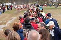 2012 SEC XC Womens 6k @ .9 miles