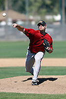 Ben Dollar - Arizona Diamondbacks - 2009 spring training.Photo by:  Bill Mitchell/Four Seam Images