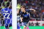 Keisuke Honda (JPN), MARCH 29, 2016 - Football / Soccer : FIFA World Cup Russia 2018 Asian Qualifier Second Round Group E match between Japan 5-0 Syria at Saitama Stadium 2002 in Saitama, Japan. (Photo by Yohei Osada/AFLO SPORT)