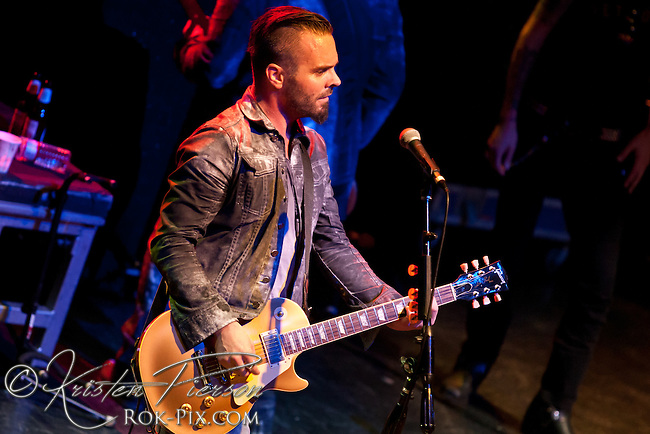 Summerland Tour: LIVE performing at House of Blues in Boston, Massachusetts