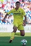 Villarreal CF's Rodrigo Hernandez during La Liga match. September 24,2017. (ALTERPHOTOS/Acero)