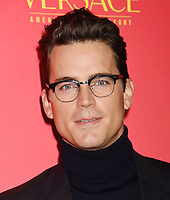 HOLLYWOOD, CA - JANUARY 08: Actor Matt Bomer attends the Premiere Of FX's 'The Assassination Of Gianni Versace: American Crime Story' at ArcLight Hollywood on January 8, 2018 in Hollywood, California.<br /> CAP/ROT/TM<br /> &copy;TM/ROT/Capital Pictures