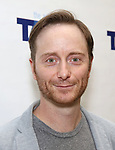 "Jeffrey C. Hawkins attends the TACT/The Actors Company Theatre Cast Meet & Greet for  ""Three Wise Guys"" on February 15, 2018 at the TACT Studios in New York City."