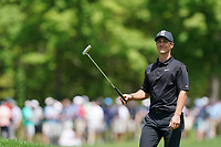 Thorbjorn Olesen (DEN) on the 13th fairway during the 3rd round at the PGA Championship 2019, Beth Page Black, New York, USA. 19/05/2019.<br /> Picture Fran Caffrey / Golffile.ie<br /> <br /> All photo usage must carry mandatory copyright credit (© Golffile | Fran Caffrey)