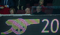 Arsenal Chairman Chips Keswick ahead of the UEFA Europa League group stage match between Arsenal and FC Red Star Belgrade at the Emirates Stadium, London, England on 2 November 2017. Photo by PRiME Media Images.