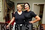 The hardworking staff of Cassidys.<br /> Martina Ryan Murphy and Ann Kahraman.