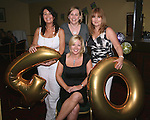 Patricia Walsh, Sarah Collier, Veronica Brangan with Lynn Mohan at her 40th in the Boyne Valley Hotel...Photo NEWSFILE/Jenny Matthews.(Photo credit should read Jenny Matthews/NEWSFILE)....This Picture has been sent you under the condtions enclosed by:.Newsfile Ltd..The Studio,.Millmount Abbey,.Drogheda,.Co Meath..Ireland..Tel: +353(0)41-9871240.Fax: +353(0)41-9871260.GSM: +353(0)86-2500958.email: pictures@newsfile.ie.www.newsfile.ie.FTP: 193.120.102.198.