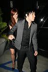 4-19-08.Ashley Simpson in hollywood with her boyfriend.www.AbilityFilms.com  805-427-3519 abilityfilms@yahoo.com