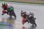 Test Moto2 y Moto3 en Valencia<br /> juanfran guevara<br /> jorge martin<br /> PHOTOCALL3000