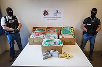 14-01-07 Polizei beschlagnahmt 140 Kilo Kokain