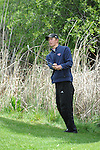 VALLEJO, CA - APRIL 20:  Robert McRae of the Saint Mary's Gaels during the final round of the WCC Golf Championships on April 20, 2010 in Vallejo, California.