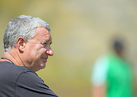 Head coach Chris Boyd. Hurricanes rugby union training at Rugby League Park in Wellington, New Zealand on Thursday, 10 January 2017. Photo: Dave Lintott / lintottphoto.co.nz