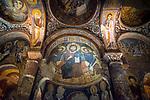 Freilichtmuseum Goereme: Dunkle Kirche (Karanlik Kilise)<br /> <br /> ***HINWEIS BEZUEGLICH DER ABBILDUNG DES KUNSTWERKS. RECHTE DRITTER SIND VOM NUTZER ZU KLAEREN***<br /> <br /> Engl.: Europe, Turkey, Anatolia, Cappadocia, open-air museum Goereme: dark church (Karanlik Kilise), 2013<br /> <br /> ***USER MUST CHECK THIRD PARTY RIGHTS REGARDING WORKS OF ART PHOTOGRAPHED***<br /> *** Zur Rechteklaerung siehe: http://www.bildkunst.de ***<br /> *** Zur Rechteklaerung siehe: http://www.bildkunst.de *** Kunstwerkzusatz