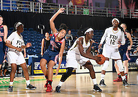 FIU Women's Basketball v. FAU (1/7/17)