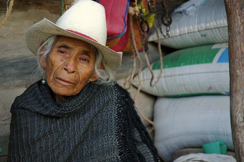 "30052932A.Michael Benanav.mbenanav@gmail.com.505-579-4046..""An elderly farmer in Santiago Apoala"""