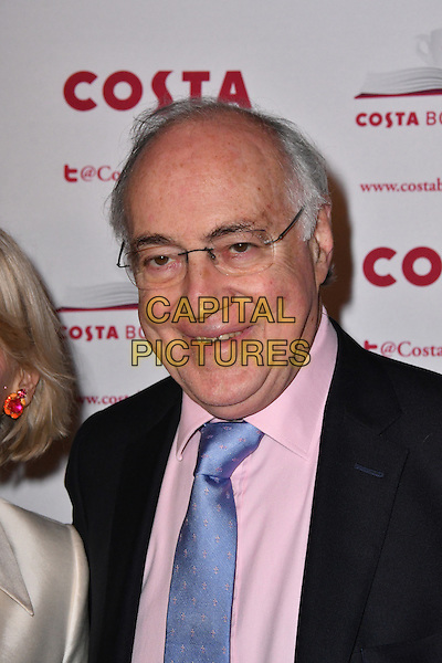 Michael Howard<br /> Costa Book Of The Year Award 2016, at Quaglino&rsquo;s, London, England on January 31, 2017.<br /> CAP/JOR<br /> &copy;JOR/Capital Pictures