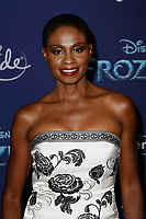 Hollywood, CA - NOV 07:  Adina Porter attends the world premiere of Disney's 'Frozen II' at the Dolby Theatre on November 7, 2019 in Los Angeles CA.   <br /> CAP/MPI/IS<br /> ©IS/MPI/Capital Pictures