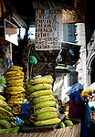 Street market, San Salvador, El Salvador