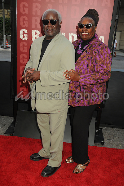 "10 June 2015 - Los Angeles, California - Art Evans, Babe Evans. LA Film Festival 2015 Opening Night Premiere of ""Grandma"" held at Regal Cinemas LA Live. Photo Credit: Byron Purvis/AdMedia"