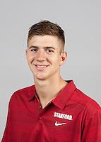 Stanford, CA -  Daniel Tublin of the Stanford University Men's Volleyball Team.