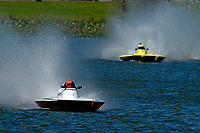 "S-107, Andrew Tate, S-80 ""On The Edge""    (2.5 Litre Stock hydroplane(s)"