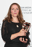 Jessica Hynes at the Virgin Media BAFTA Television Awards 2019 - Press Room at The Royal Festival Hall, London on May 12th 2019<br /> CAP/ROS<br /> ©ROS/Capital Pictures