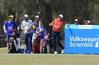Richard Green (AUS) on the 3rd tee during Round 3 of the Australian PGA Championship at  RACV Royal Pines Resort, Gold Coast, Queensland, Australia. 21/12/2019.<br /> Picture Thos Caffrey / Golffile.ie<br /> <br /> All photo usage must carry mandatory copyright credit (© Golffile | Thos Caffrey)