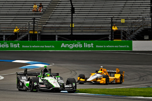 12-14 May, 2016, Indianapolis, Indiana USA<br /> Conor Daly<br /> ©2016, Scott R LePage <br /> LAT Photo USA