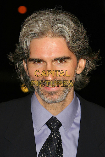 DAMON HILL .BBC Sports Personality Of The Year 2003. BBC Woodlane Television Centre, London.14Tth December 2003.Ref: Ten.headshot, portrait.www.capitalpictures.com.sales@capitalpictures.com.©Capital Pictures