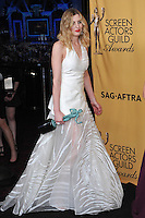 Downton Abbey star Laura Carmichael at the 2015 Screen Actors Guild  Awards at the Shrine Auditorium.<br /> January 25, 2015  Los Angeles, CA<br /> Picture: Paul Smith / Featureflash