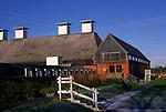 A3A7P4 Snape Maltings concert hall Suffolk England