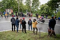 Joe Dombrowski (USA/EF Education First)<br /> <br /> Stage 9 (ITT): Riccione to San Marino (34.7km)<br /> 102nd Giro d'Italia 2019<br /> <br /> ©kramon