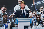 Real Madrid's Sergio Ramos Crystal Gallery of the Palacio de Cibeles in Madrid, May 22, 2017. Spain.<br /> (ALTERPHOTOS/BorjaB.Hojas)
