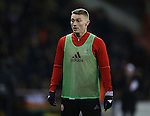 Caolan Lavery of Sheffield Utd during the English League One match at Bramall Lane Stadium, Sheffield. Picture date: November 29th, 2016. Pic Simon Bellis/Sportimage