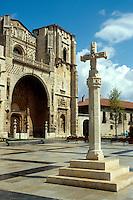 Iglesia de  San Marcos, León, Kastilien-León, Spanien.