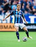 Stockholm 2014-08-31 Fotboll Allsvenskan Djurg&aring;rdens IF - Malm&ouml; FF :  <br /> Djurg&aring;rdens Stefan Karlsson <br /> (Foto: Kenta J&ouml;nsson) Nyckelord:  Djurg&aring;rden DIF Tele2 Arena Malm&ouml; MFF portr&auml;tt portrait