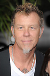 James Hetfield at Warner Bros. L.A. Premiere of JOURNEY 2 The Mysterious Island held at The Grauman's Chinese Theatre in Hollywood, California on February 02,2012                                                                               © 2012 Hollywood Press Agency